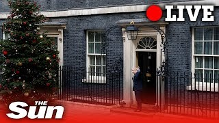 PM Boris Johnson prepares to welcome new MPs | LIVE