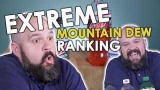 What's The Best Mountain Dew Flavor? | Bless Your Rank