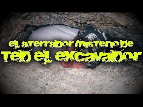 El aterrador misterio de Ted el excavador