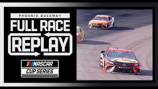 Instacart 500 from Phoenix Raceway | NASCAR Cup Series Full Race Replay
