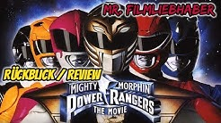Power Rangers: Der Film (1995) - Rückblick / Review Deutsch (Dokumentation)