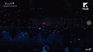 [MMA 2018] GRIEND INTRO+ TIME FOR THE MOON NIGHT PERFORMANCE