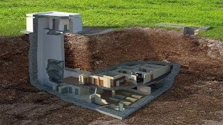 Luxury Underground Condos Can Survive Nuclear Attack