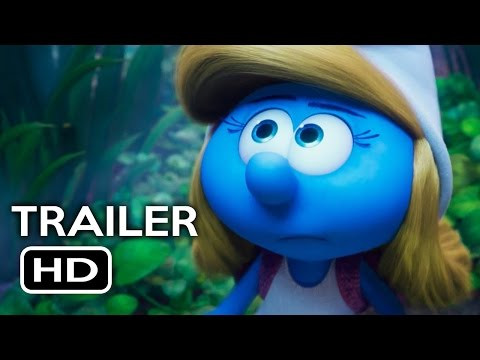 Thumbnail: Smurfs: The Lost Village Official Trailer #1 (2017) Animated Movie HD