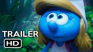 Search for Smurfs: The Lost Village Official Trailer #1 (2017) Animated Movie HD