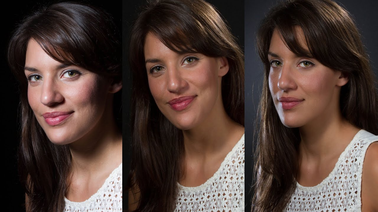 Portrait Lighting Tutorial: How to Use the Main, Fill, Hair ...