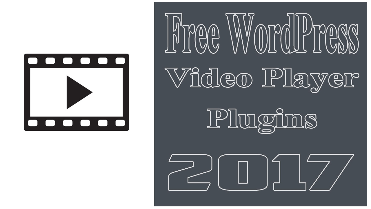 Best Free WordPress Video Player Slider Plugins 2017 #Top 5 - YouTube
