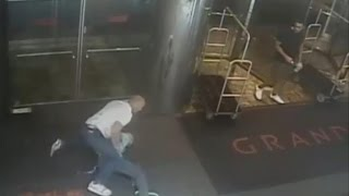 NYPD releases video of mistaken arrest of tennis star James Blake