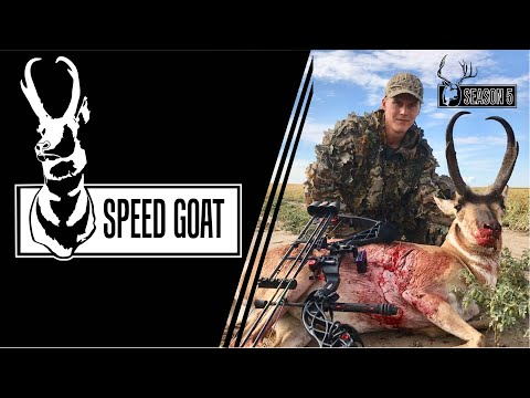 Speed Goat | Spot And Stalk With A Decoy! | Season 5
