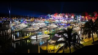 2014 Sea Ray Yacht Expo