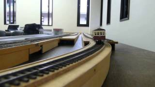 HO模型_北丹鉄道キハ101とハニ11_関西合運にて