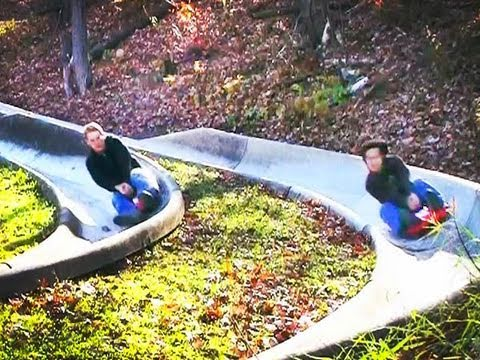 Alpine Slide Race