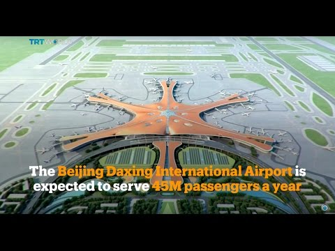 Money Talks: Is the world largest airport in Beijing?