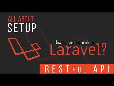 Laravel - RESTful API