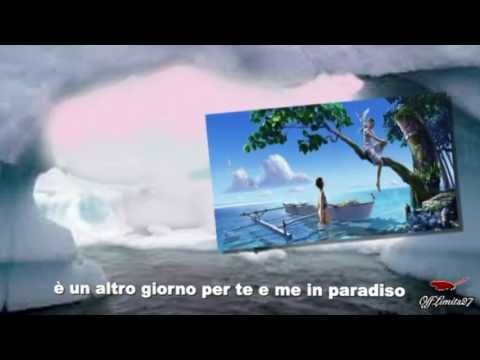 Phil Collins - Another day in paradise (traduzione italiano)