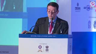 Significant funding opportunities in UK for Indian pharma companies: Geoff Wain