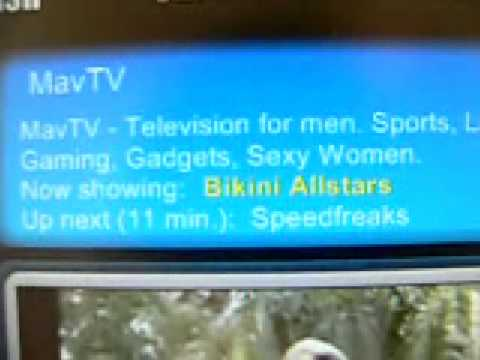 Mav tv bikini all stars