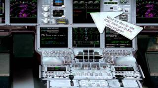 Peter Hagers A380 Startup Tutorial X-Plane