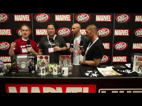 Joe Quesada Interview - Geek Week Special