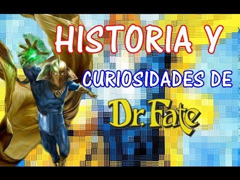 Historia y Curiosidades de Doctor Fate