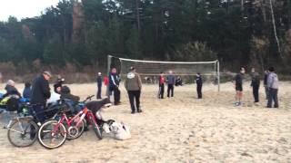 Волейбол в Октябре