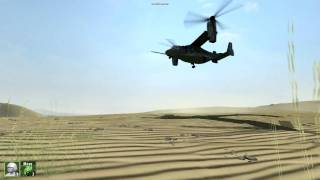 MV-22 Osprey Crash