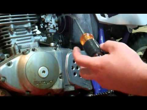 1978 kz1000 wiring diagram surge protector fuel shut off installation converting from vacuum to manual youtube