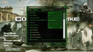 Counter Strike Modern Warfare 3 - Gameplay