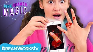 Bloody Phone Trick | JUNK DRAWER MAGIC