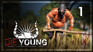 Die Young Game - PC Gameplay [Part 1] - Kidnapped (alpha 0.1.0.761.17)