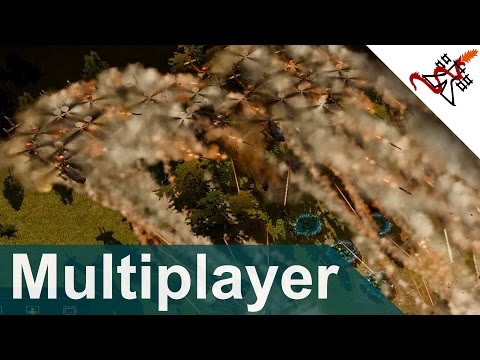 Act of Aggression - 4vs4 Massive Helicopter Spam | Multiplayer Gameplay