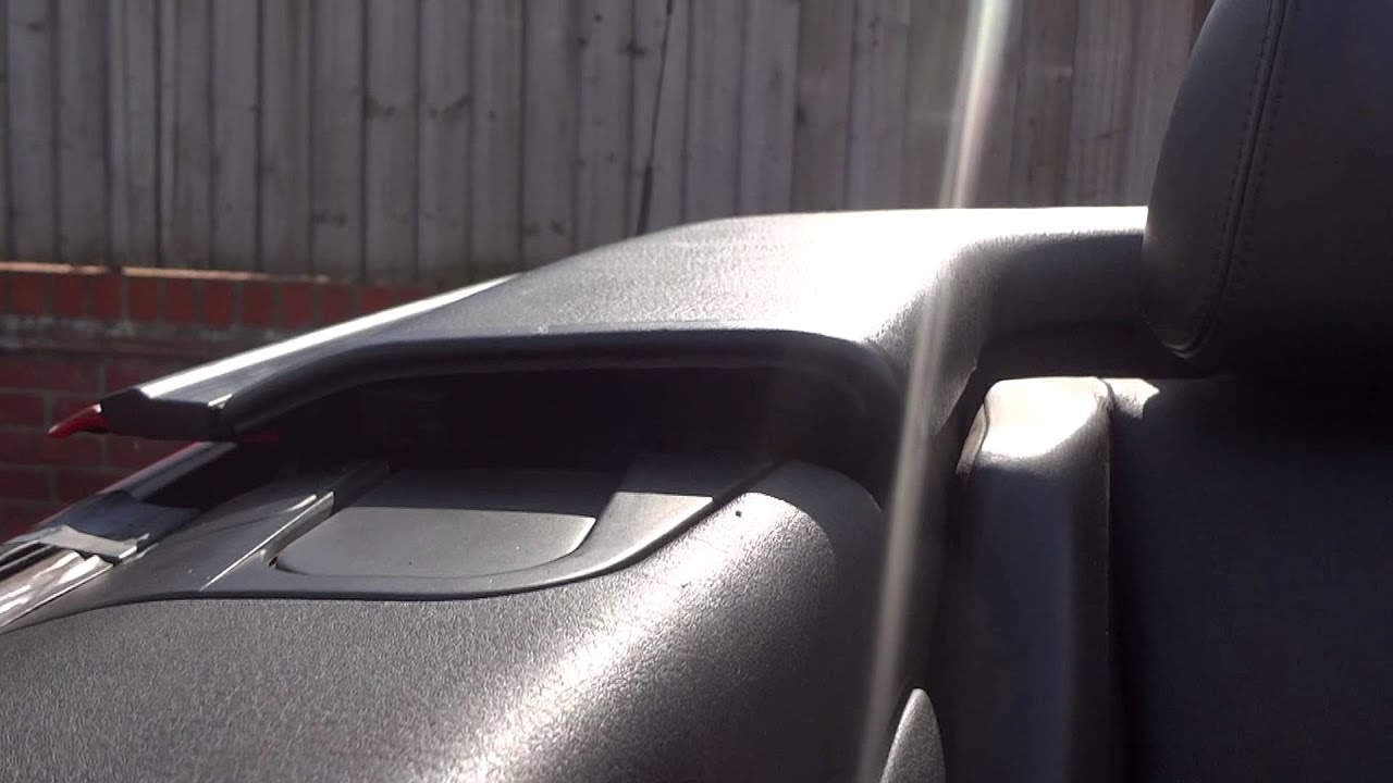 BMW E36 convertible electric roof problem - YouTube