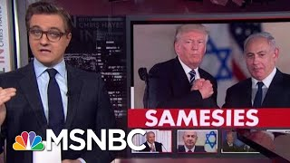 What Will President Donald Trump Do When Backed Into A Corner?   All In   MSNBC
