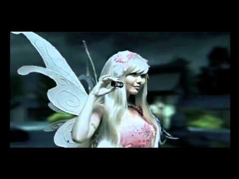 """GLOBE Tattoo """"No Limits"""" TV Commercial 2011 - Alodia Gosiengfiao"""