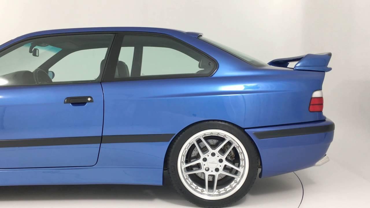 prestige classic e36 m3 ac schnitzer cls estoril blue. Black Bedroom Furniture Sets. Home Design Ideas