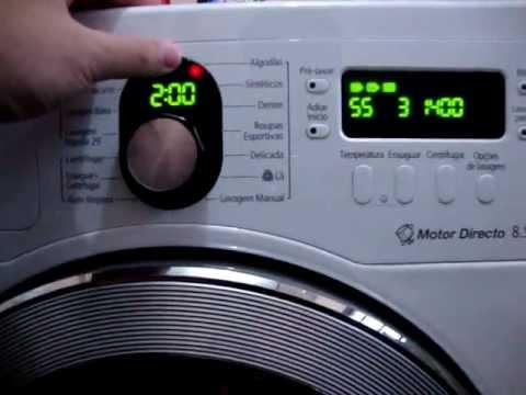 lavadora lg lavando toalhas lg washer washing towels. Black Bedroom Furniture Sets. Home Design Ideas