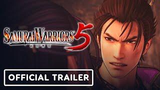 Samurai Warriors 5 - Official Launch Trailer