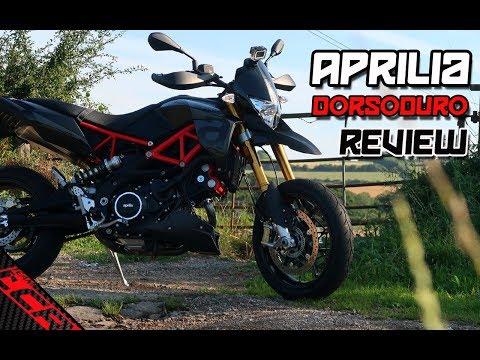 2019 Aprilia Dorsoduro 900 Review | Is It Really A Supermoto??