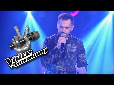 Adel Tawil - Ist da jemand | Pishtar Dakaj | The Voice of Germany 2017 | Blind Audition