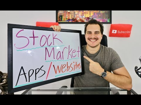 My Favorite Stock Market Apps and Websites