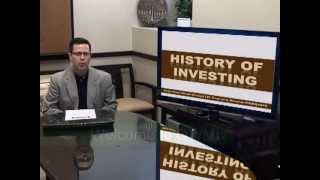 The History of Investing