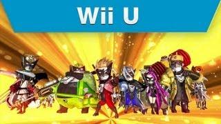 Wii U - The Wonderful 101 Launch Trailer