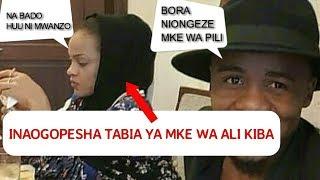 Nyumba Ya Ali Kiba Aikaliki Tabia Ya Mke Wake Balaa Unaambiwa Ali kiba Full kukonda
