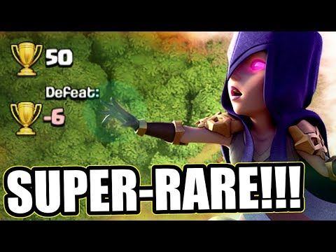 HOW RARE IS THIS IN CLASH OF CLANS?