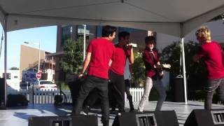 IM5 - It's Gonna Be Me (Nsync cover) || Austin, Texas