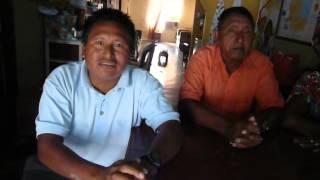 Pastor/Warao Eliel Aloy