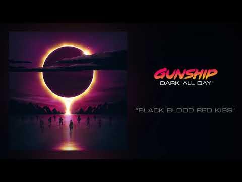 GUNSHIP - Black Blood Red Kiss (feat. Kat Von D) [Official Audio]