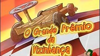 Chaves em Desenho Animado - O grande prêmio da vizinhança (2ª temporada)