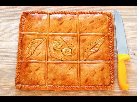 Empanada gallega de bonito ¡Deliciosa! - Masa para empanada fácil y rápida