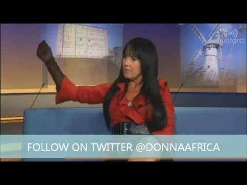 DONNA AFRICA SHOWREEL 2014 SO FAR THIS YEAR
